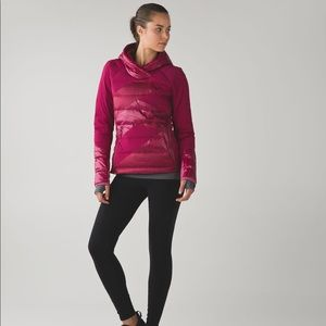 Lululemon Down Feather Pullover